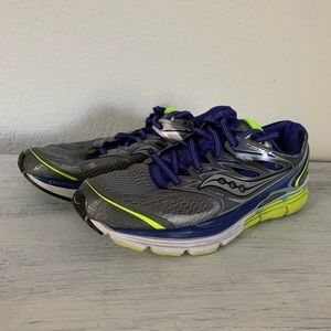Saucony Hurricane ISO Wmns Running Shoes sz 9